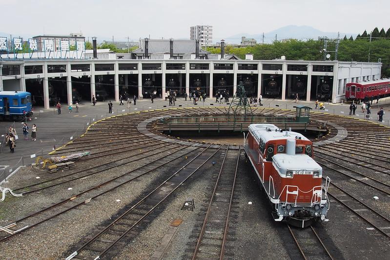 20160419 Kyoto Railway Museum