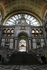 Antwerpen - Station Antwerpen-Centraal