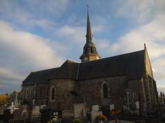 St Jean Le Blanc Church - Photo of Lassy