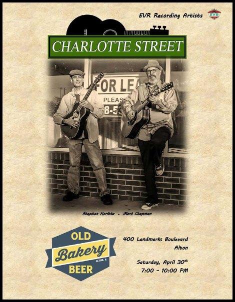 Charlotte Street 4-30-16