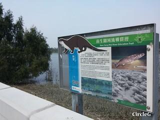 CircleG 遊記 元朗 南生圍 散步 生態遊 一天遊 香港 (47)