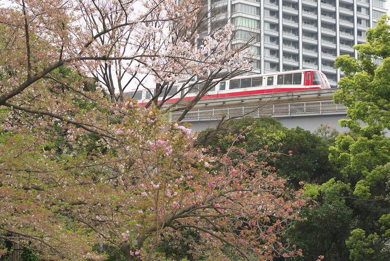 Tokyo Train Story 東京モノレール 2016年4月10日