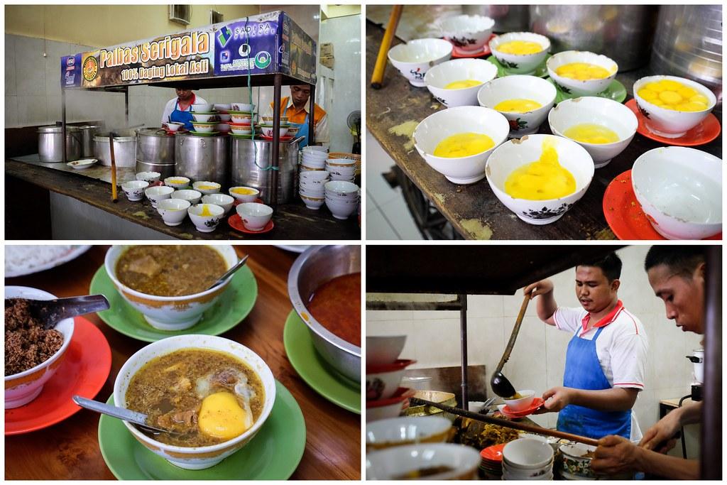 Makassar Food: Palbas Serigala