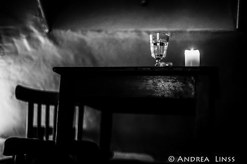 empty places....