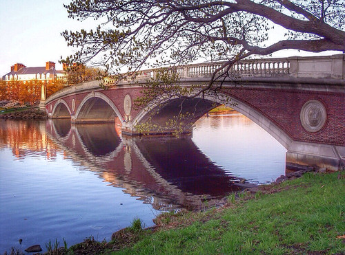 Weeks footbridge, Cambridge, MA