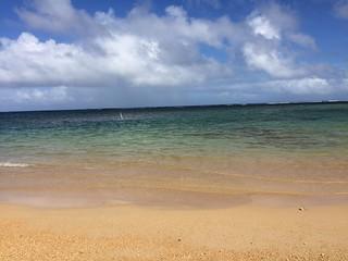 Image of Anini Beach.