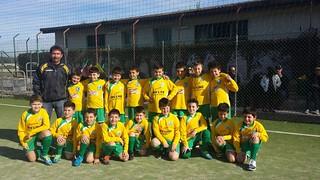 Una delle squadre di categoria dell'Atletico Casamaxima