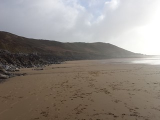 Image of Caswell Bay near Bishopston.