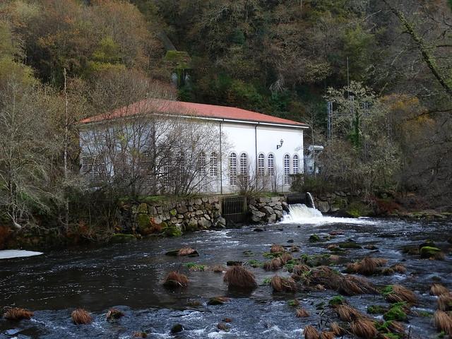 Central Hidroeléctrica de Zarzo