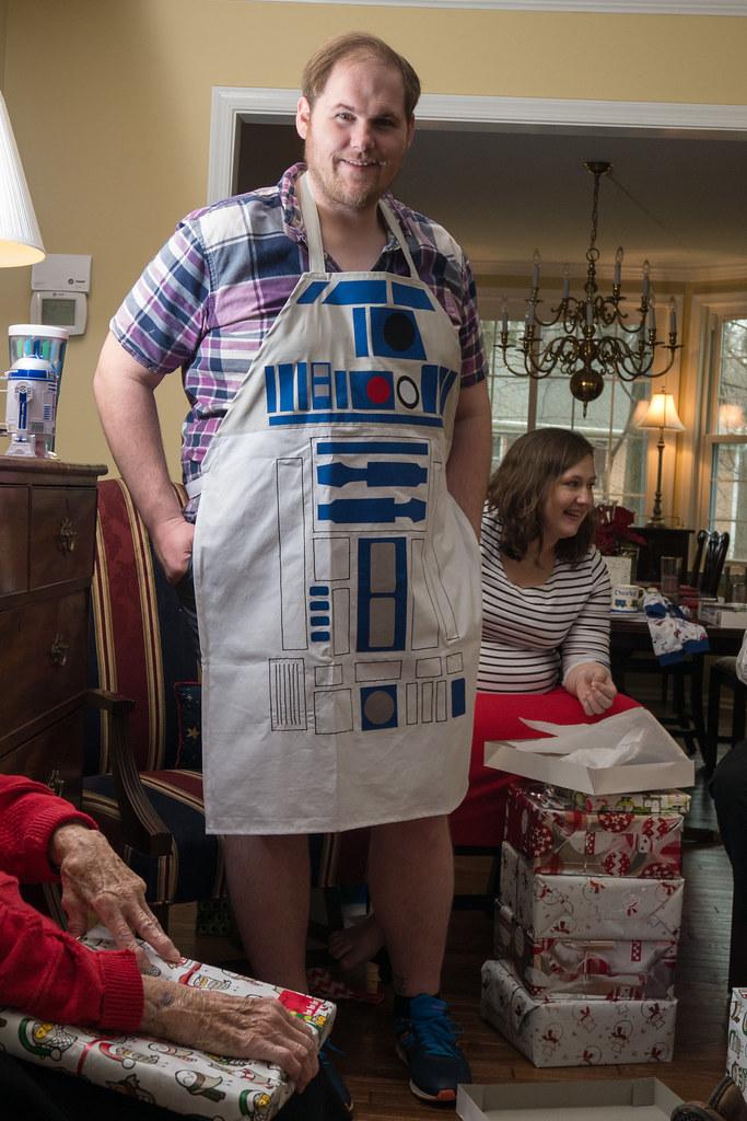 R2D2 apron