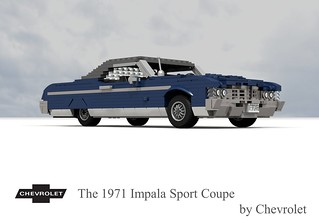 Chevrolet 1971 Impala Sport Coupe