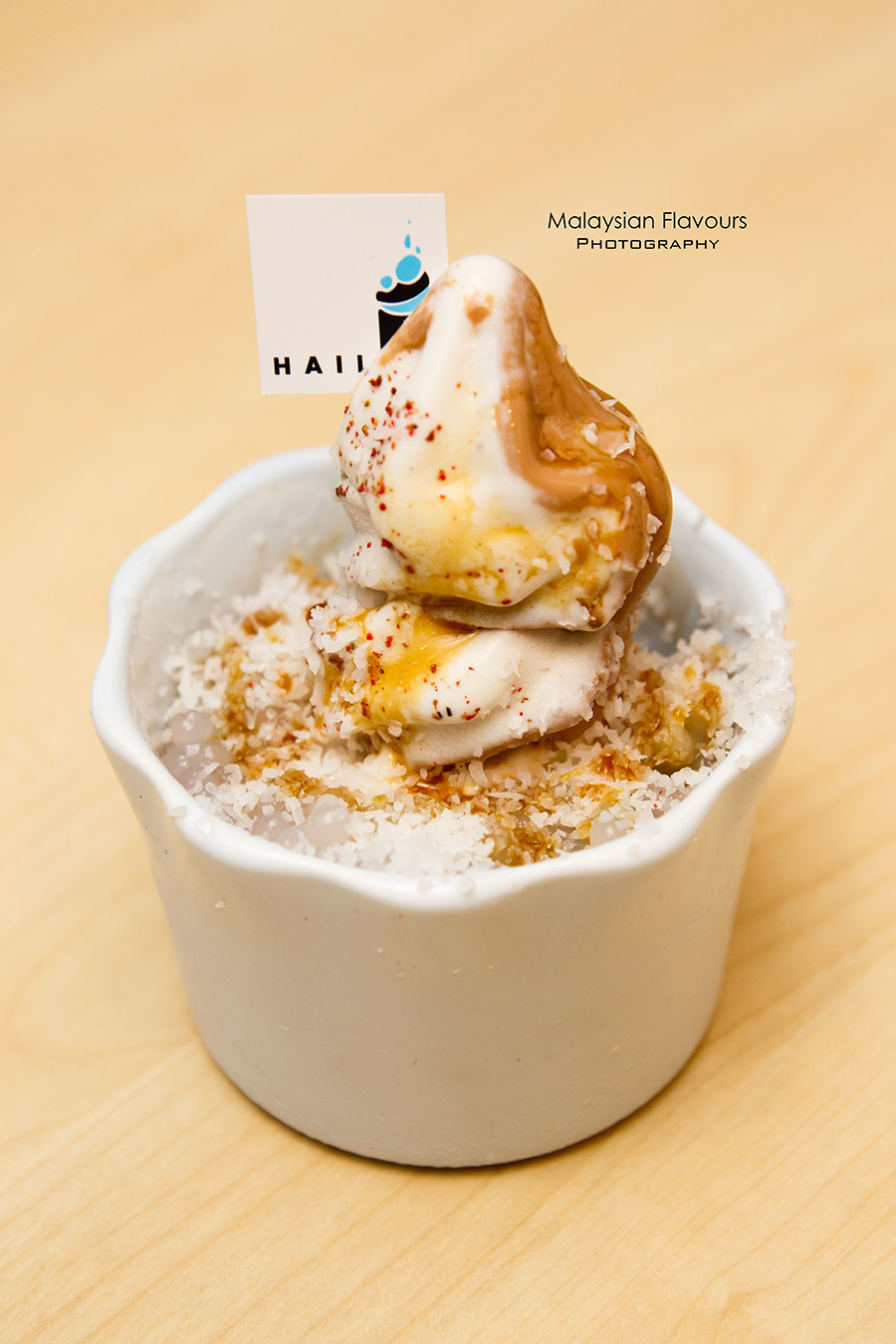 Hail's Soft Serve Ice Cream @ Damansara Uptown PJ