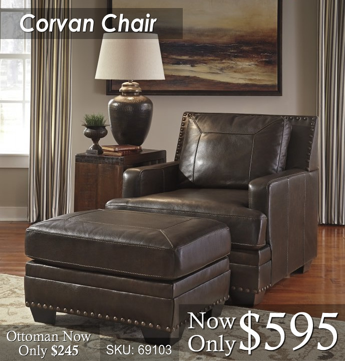 Corvan Chair