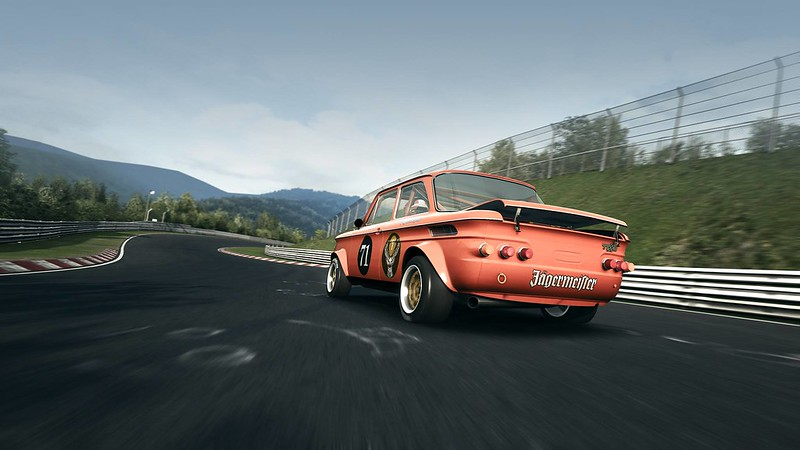 RaceRoom NSU 1200 TT CUP