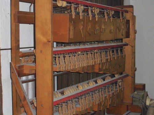Feith-Orgel - Glockenspiel