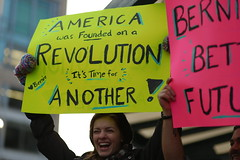 Bernie Sanders NYC Rally January 30, 2016