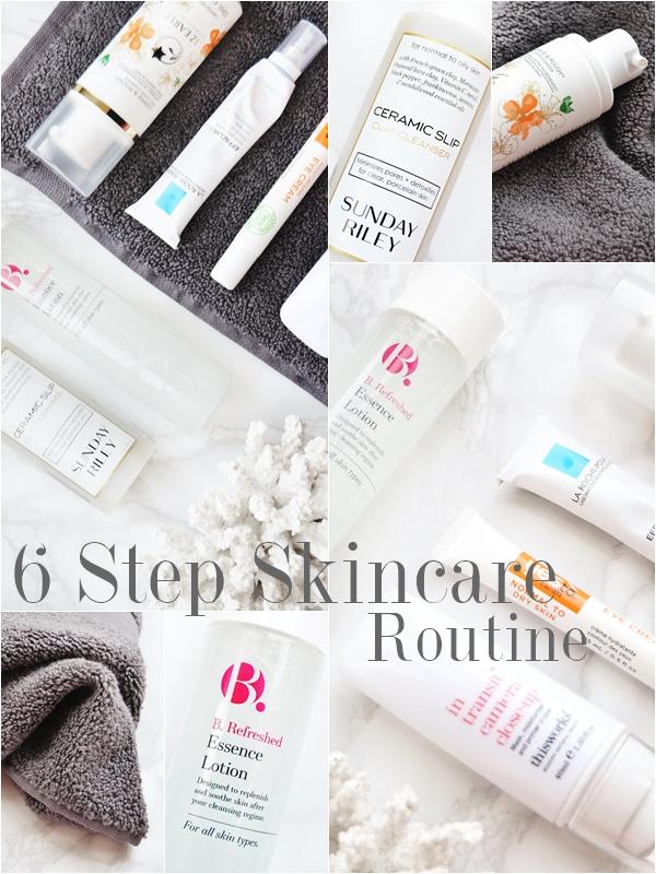 Skincare-routine-combination-oily-skin