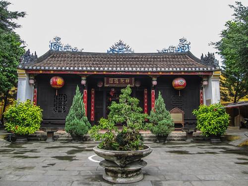 Hoi An: un temple