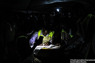 Uganda Election 2016