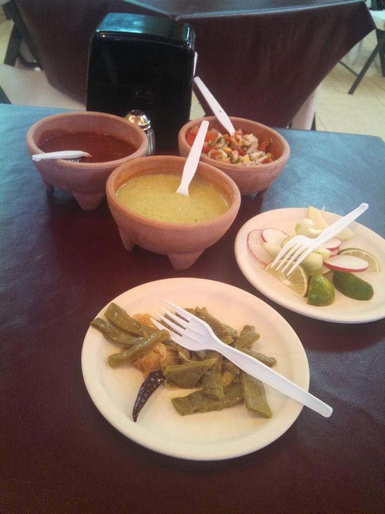 El Fogon side dishes