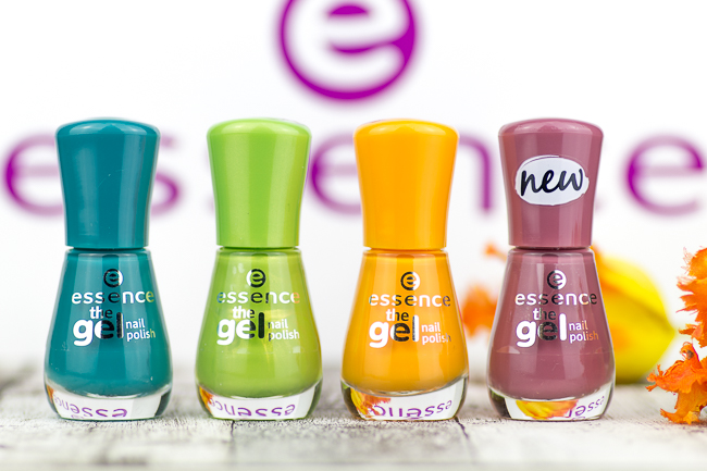 essence Bloggerevent, essence Sortimentsumstellung, essence the gel nail polish, 64 island hopping, 65 good lines, 66 shade of happiness, 67 love me like you do