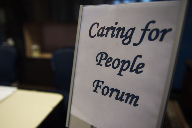 Caring for People Forum