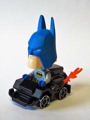 El Ego Racers BatHombre