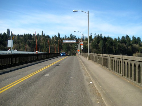 One last ride across the Sellwood Bridge