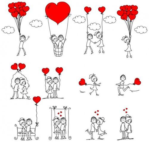 amor-ilustrador-vector_34-50581