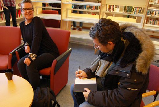 Lars Mæhle, Norsk Tidend
