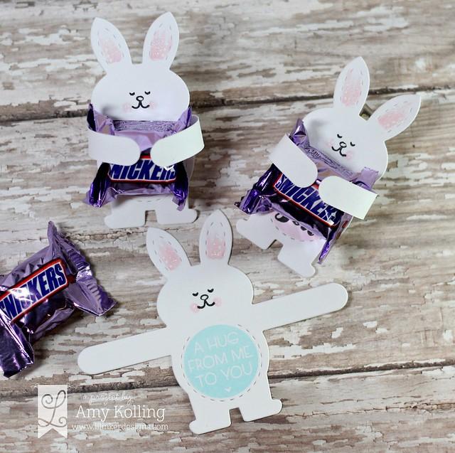 Amy - Bunny Hugger