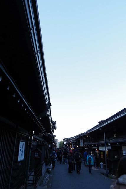 Takayama old town walking 05
