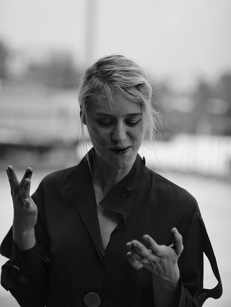 Маккензи Дэвис — Фотосессия для «Tidal» 2015 – 12