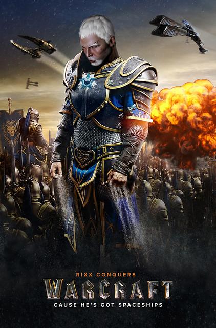 Rixx Conquers Warcraft