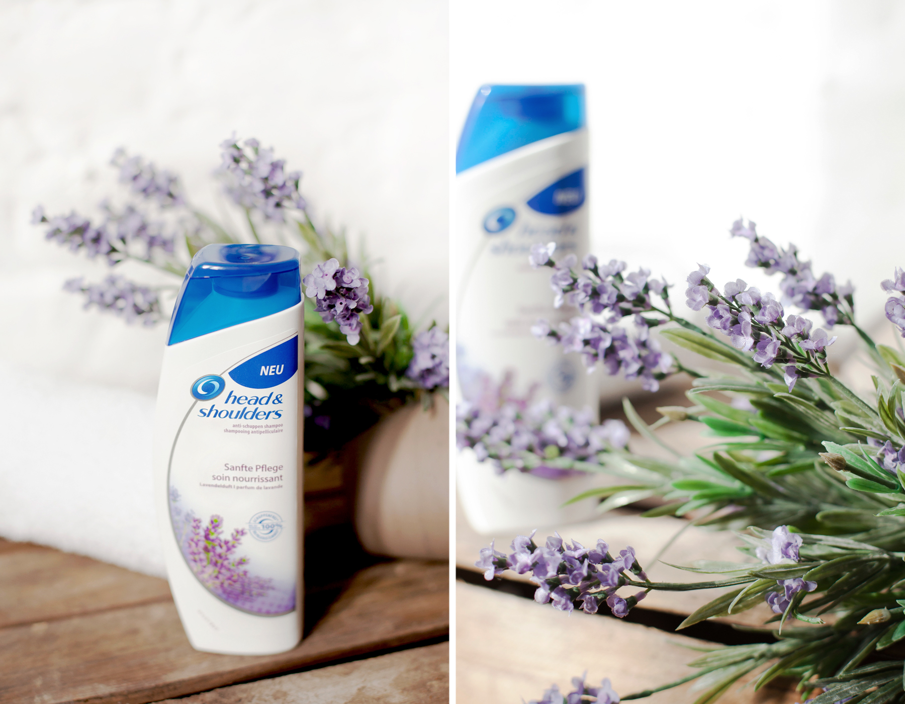 head & shoulders sanfte pflege lavendelduft lavendel lavender scent soin doux beauty beautyblogger product review haircare hair care antischuppen shampoo cats & dogs blog wie hund und katze ricarda schernus blogger düsseldorf berlin 5