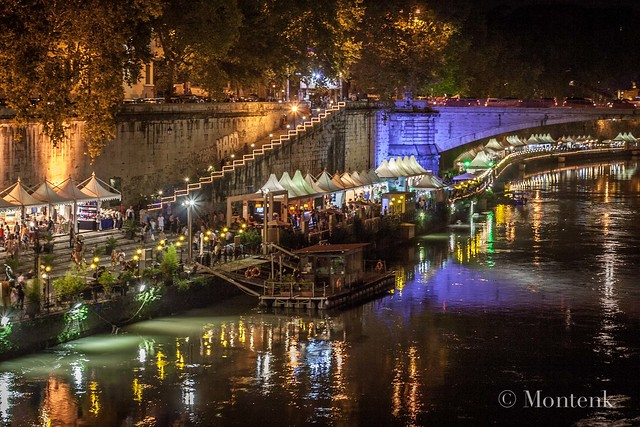 Rome - Tiber I