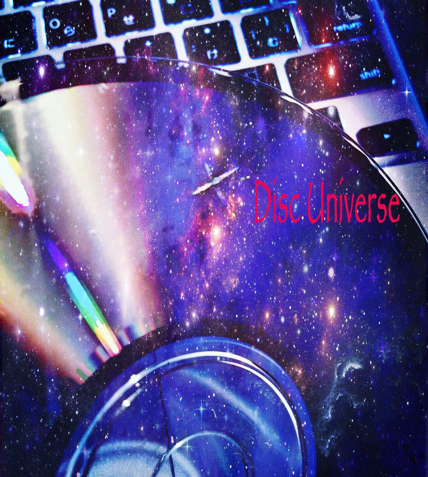 Disc Universe