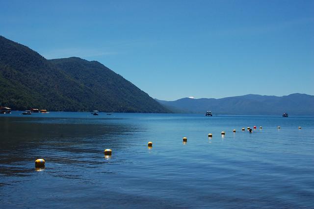 VePlaya Negra, Lago Caburgua, Caburgua, near Pucón, Chile