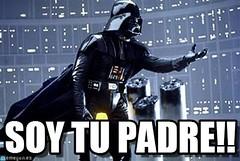 darth vader yo soy tu padre
