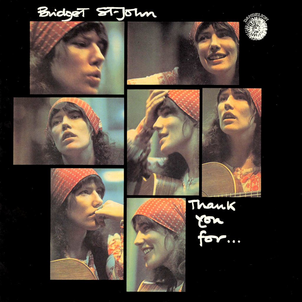 Bridget St. John ‎- Thank You For