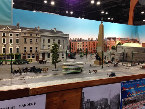 Glasgow Model Rail Show - SECC