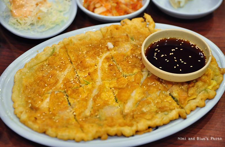 柳家韓式料理公益路24