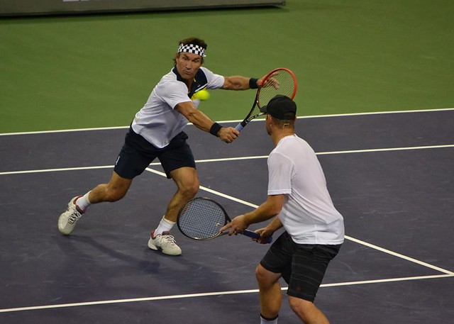 Andy Roddick & Pat Cash