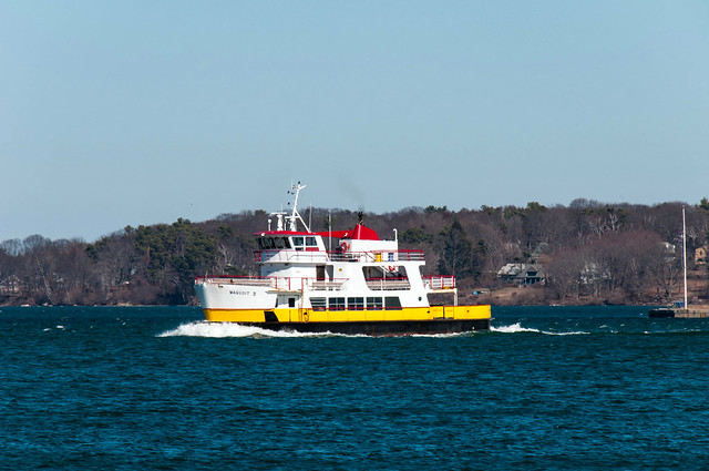 South Portland & Cape Elizabeth, Maine