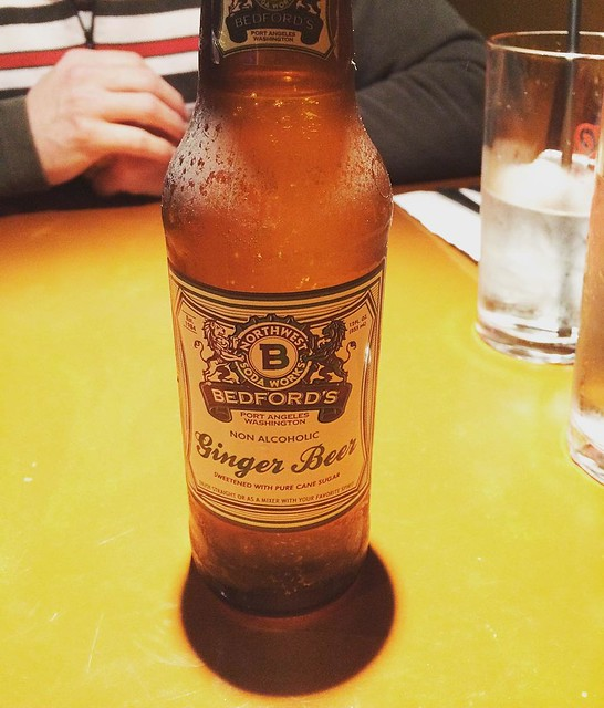 This ginger beer I had recently was soooo good. Instagramming to remember! 😍