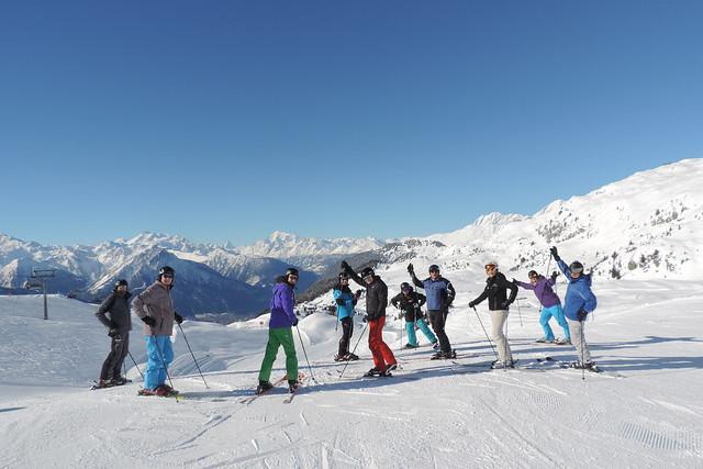 Skidays Antonio Alberto & Roger