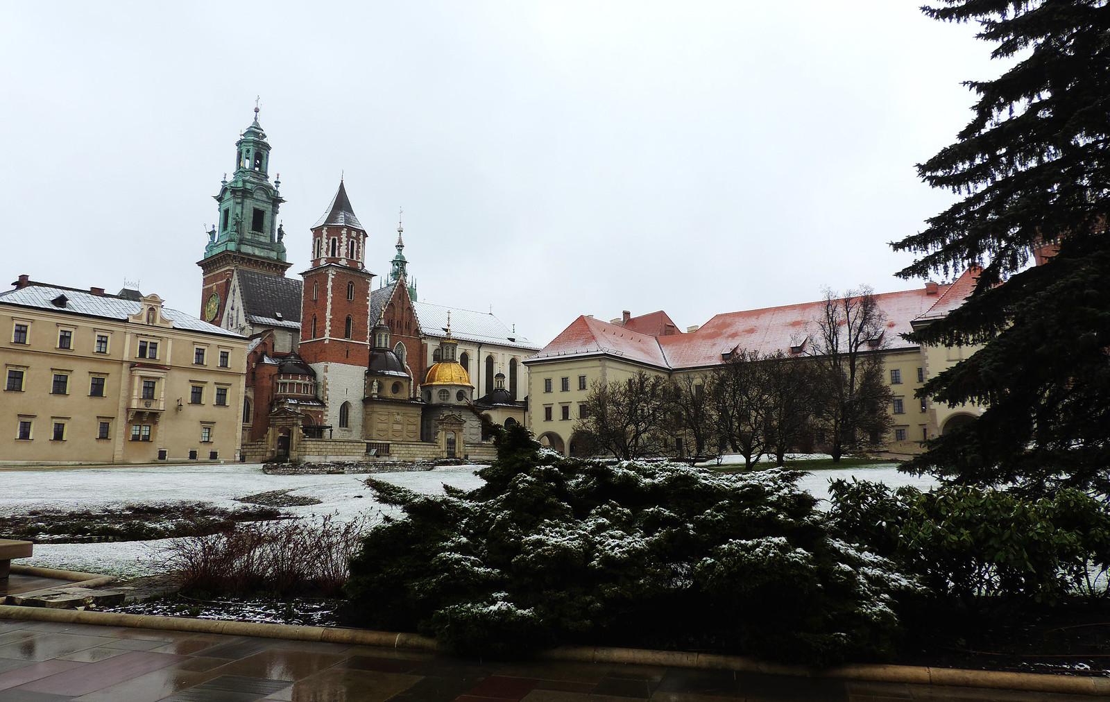 Wawel Castle, Krakow