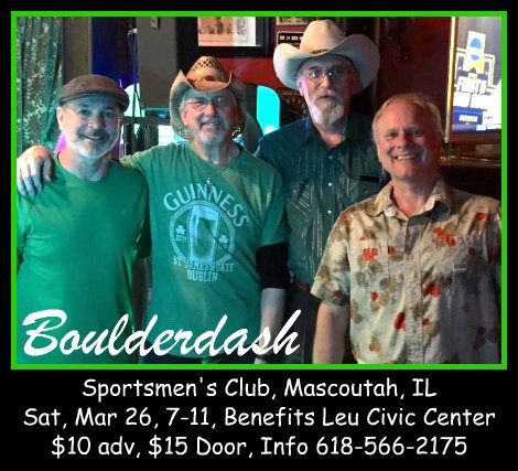 Boulderdash 3-26-16