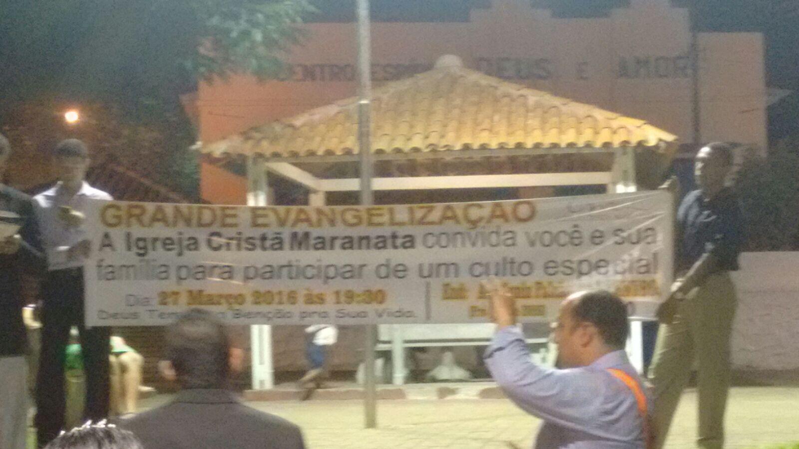 Evangelização - ICM Rio Largo