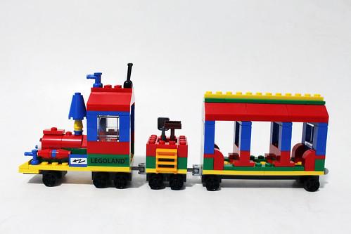 LEGO LEGOLAND Train (40166)